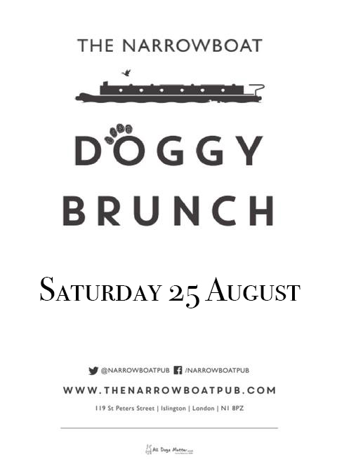 Doggy Brunch August 2018