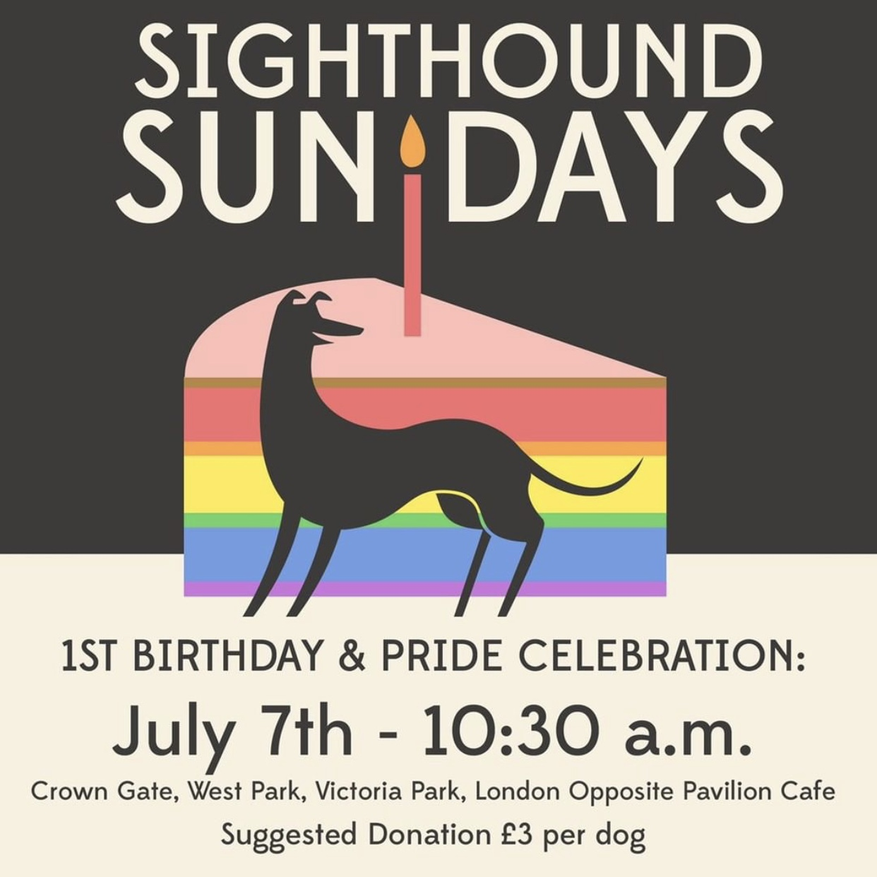 Sighthound Sundays 7th July 2019