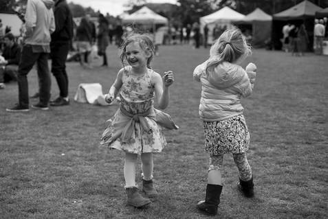 Les danseuses du bonheur