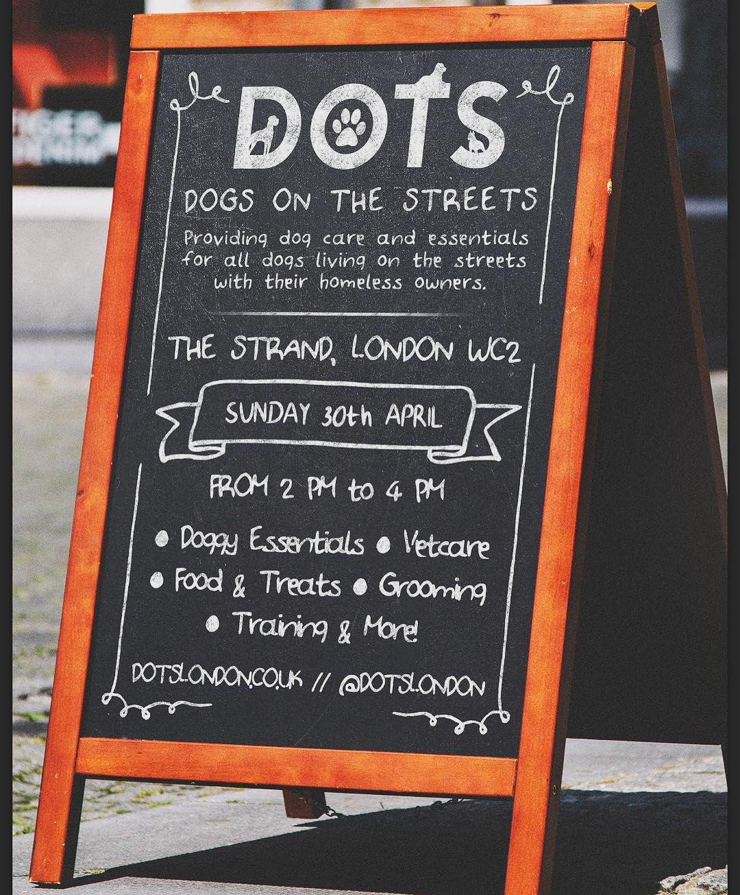 Dots London Charity