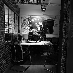 Chapter, Paris Coeur de Seine