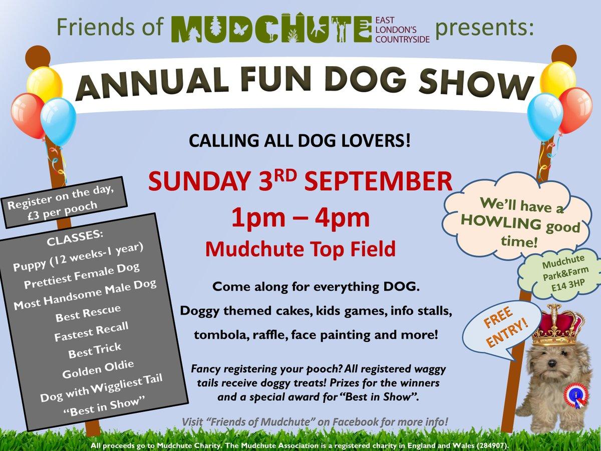 Mudchute Dog Show 2017
