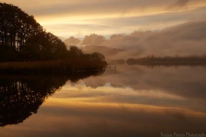 Sunset, Lake Windemere