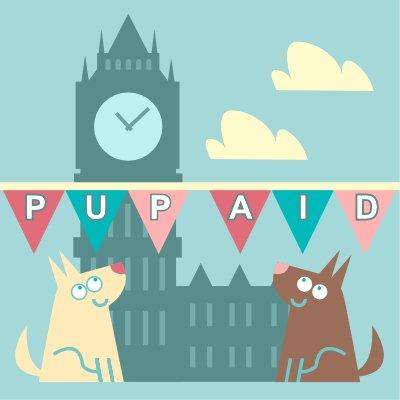 PuPaid 2017 - Primrose Hill 2017