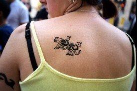 Henna Tattoo Birds