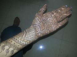Intricate Bridal Pattern - Copy