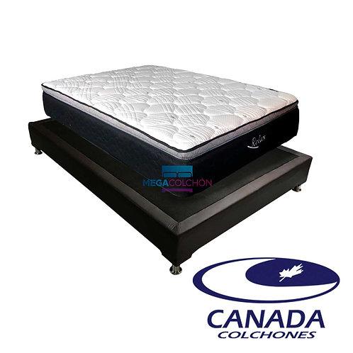 Colchón Canadá Relax con Box