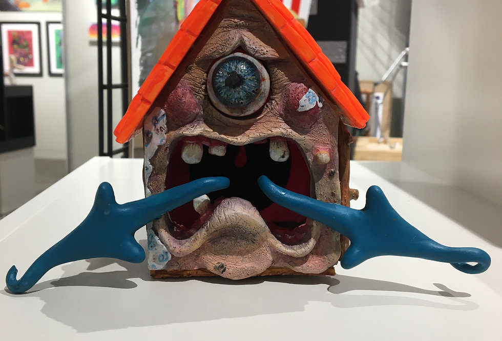 CRAZY EYE by Tik Toy
