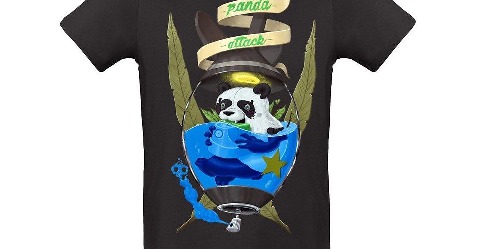 PANDA ATTACK by Syrk