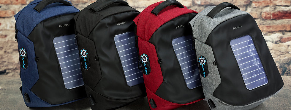 BACKPACK SOLAR by Caos Community