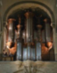Orgue de la cathédrale de Valence