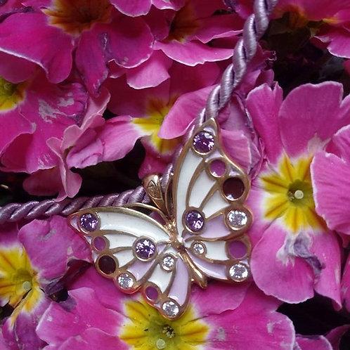 Ciondolo farfalla