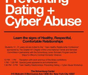 The Greater New York Chapter of The Links, Inc. Hosts Teen Healthy Relationships Conference