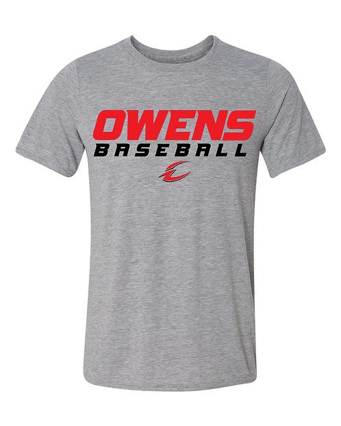 Owens Cotton-feel Performance T-Shirt