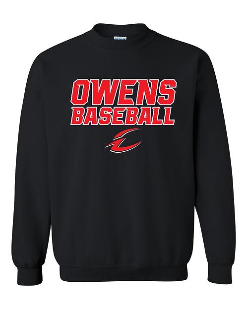 Owens Baseball Classic Crewneck Fleece