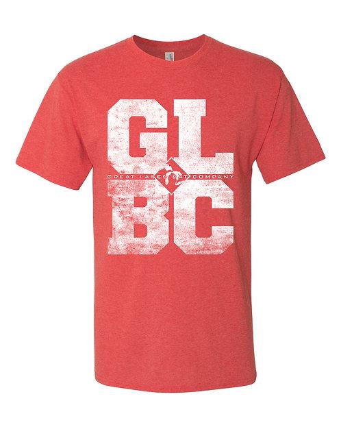 Distressed GLBC T-Shirt
