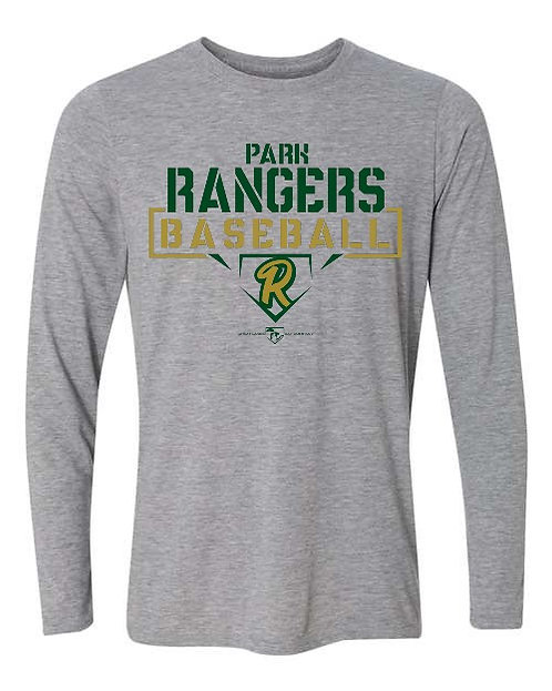 Park Rangers Long Sleeve Performance T-Shirt