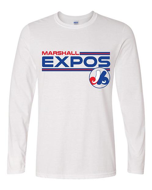 Expos Ring-Spun Cotton Long Sleeve