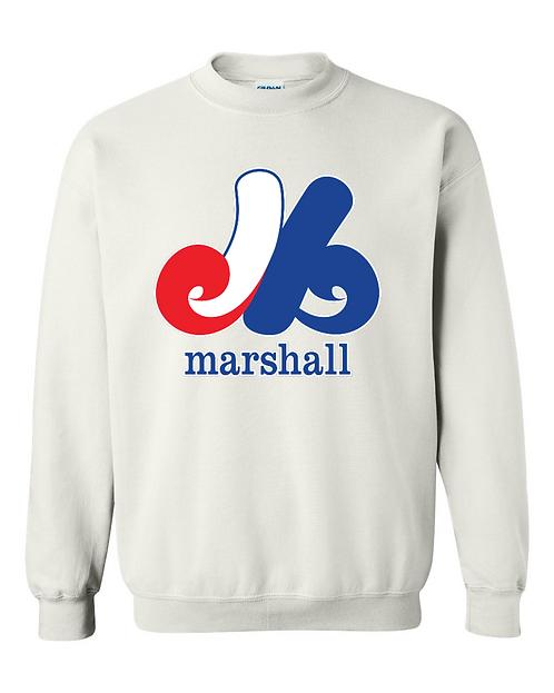 Marshall Classic Crewneck Fleece