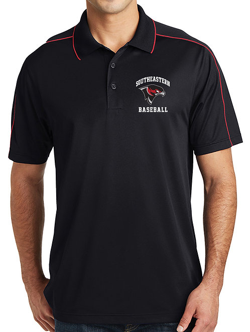 Southeastern CC Baseball Men's Polo