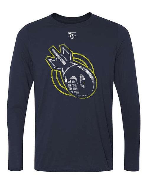 Bomb Squad Long Sleeve Performance T-Shirt