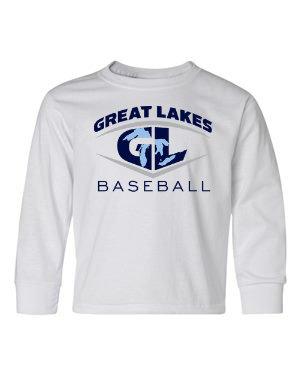 Great Lakes Baseball Youth L/S T-Shirt