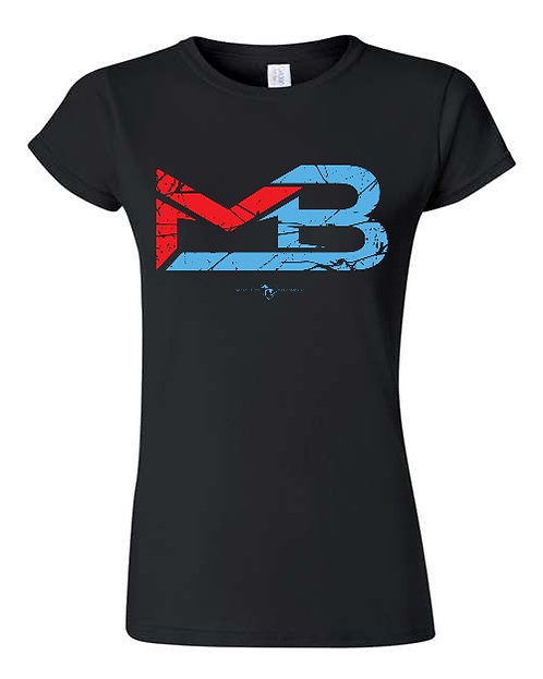 Max Bain Ladies Softstyle T-Shirt