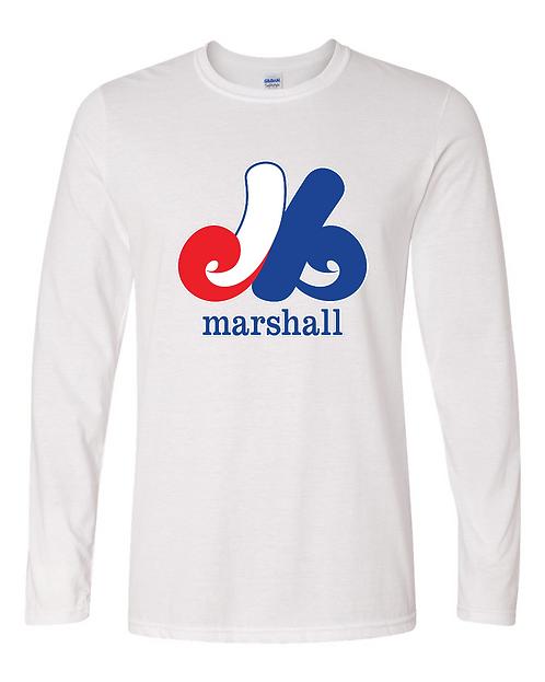 Marshall Ring-Spun Cotton Long Sleeve
