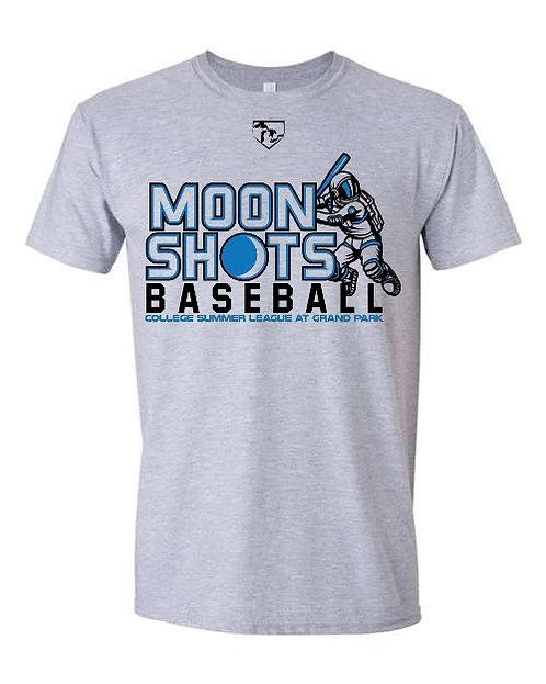 Moon Shots Softstyle T-Shirt