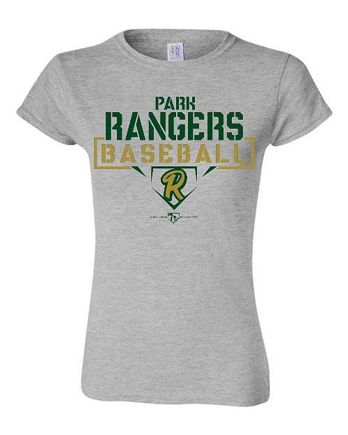 Park Rangers Ladies Softstyle T-Shirt
