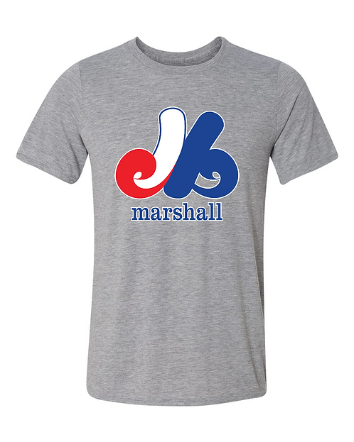 Marshall Cotton-feel Performance T-Shirt