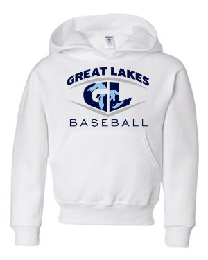 Great Lakes Baseball Youth Hoodie