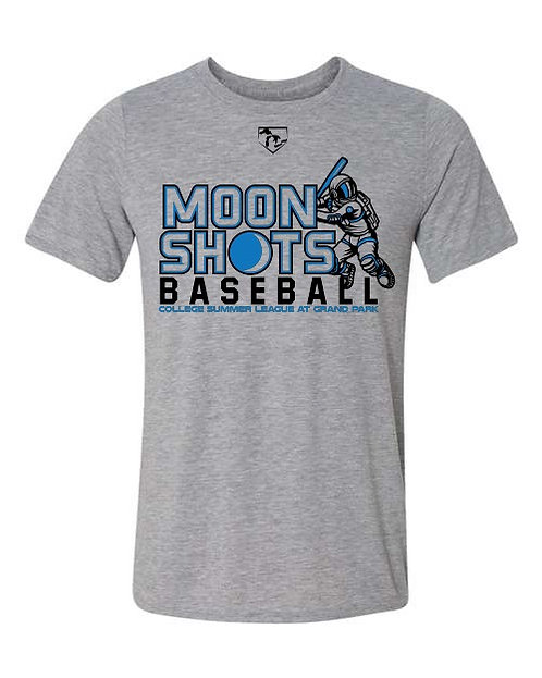 Moon Shots Performance T-Shirt