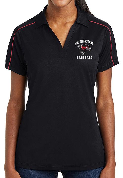 Southeastern CC Baseball Women's Polo