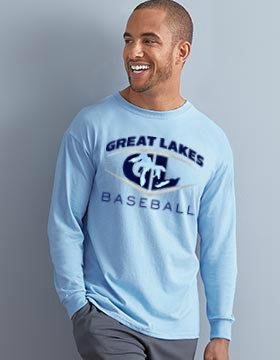 Great Lakes Baseball L/S T-Shirt