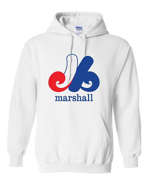 Marshall Heavy Blend Hoodie