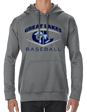 Great Lakes Baseball Men's Hoodie