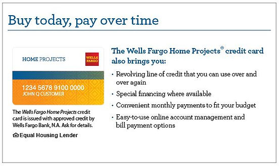 Wells Fargo Financing.JPG
