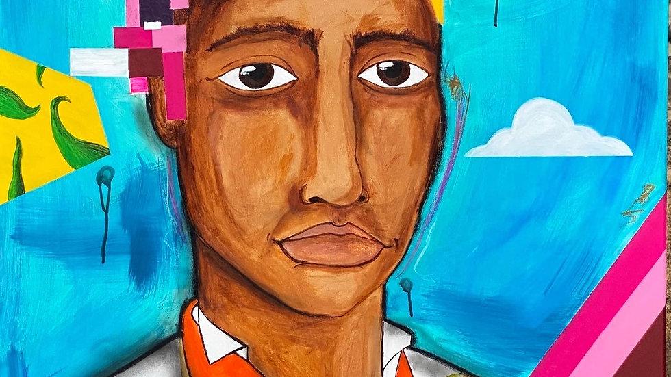 Retrato de um homem