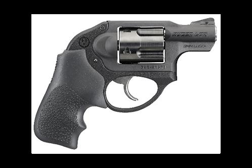 RUGER LCR-9 LCR 9MM BLK/HOGUE GRIP 5RD DAO 5456 9mm