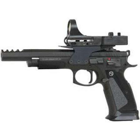 "CZ 75 TS CZECHMATE 9MM 5.4"" (3) 20 9mm sku 91174"