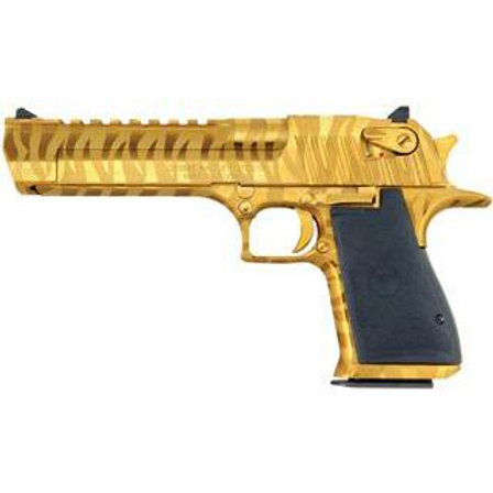"MR DE50TGTS MR DESERT EAGLE 50AE 6"" TITANIUM GOLD"