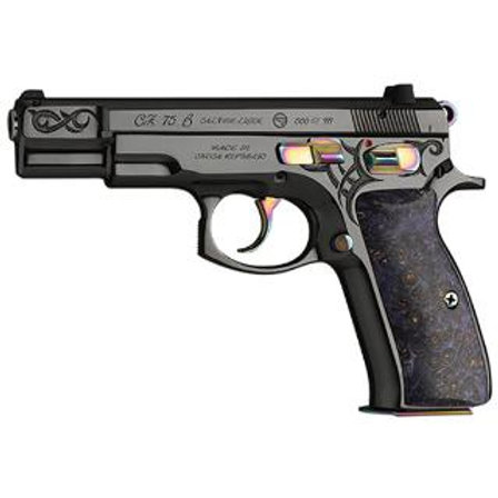 CZ 91144 CZ 75 B 9MM 40TH ANNIVERSARY