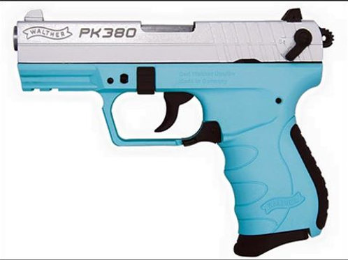 """WALTHER PK380 380 3.66"""" BLUE ANGEL"""