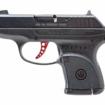 LCP CUSTOM 380ACP BL/POLY 6+1 3740
