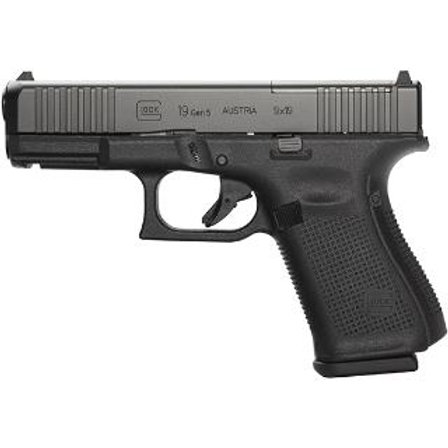 """G19 G5 9MM 15+1 4.0"""" FS 3-15RD MAGS 