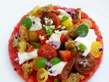 Modern Caprese Salad | RECIPE