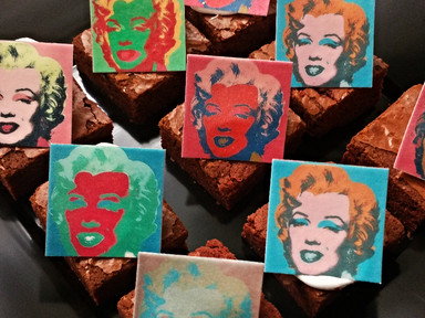 Mont Blanc Andy Warhol | CATERING