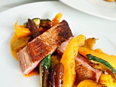 Duck with Carrot, Pumpkin & Dates | RECIPE IN PORTUGUESE