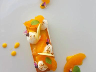 White Chocolate & Orange Dessert Sandwich | RECIPE